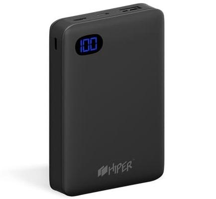 HIPER POWER BANK SN10000 BLACK