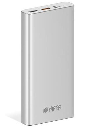 HIPER POWER BANK MPX15000 SILVER