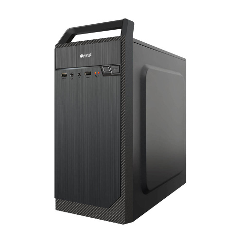 Корпус системного блока HIPER V02 (Mini-Tower) Black