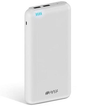 HIPER POWER BANK SP20000 WHITE