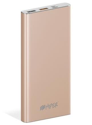 HIPER Power Bank MPX10000 Gold