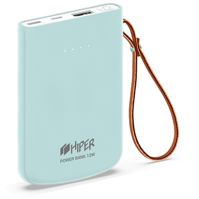 HIPER Power Bank Travel5k Ice