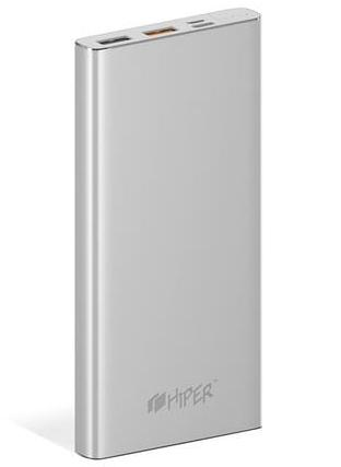 HIPER POWER BANK MPX10000 SILVER