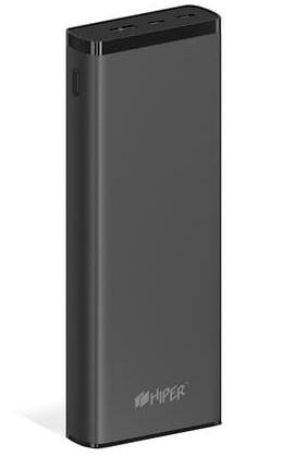 HIPER POWER BANK FP20000 SPACE GRAY